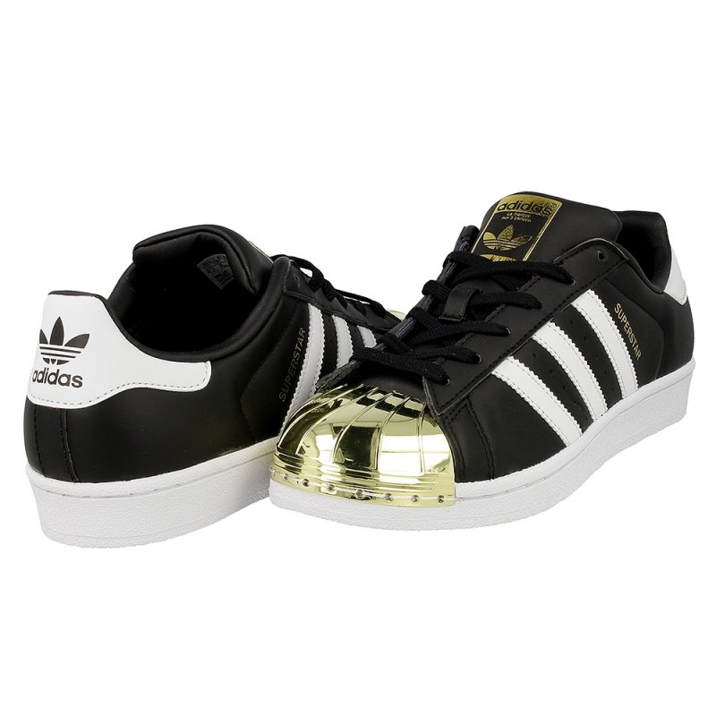 BUTY DAMSKIE ADIDAS SUPERSTAR METAL TOE BB5115
