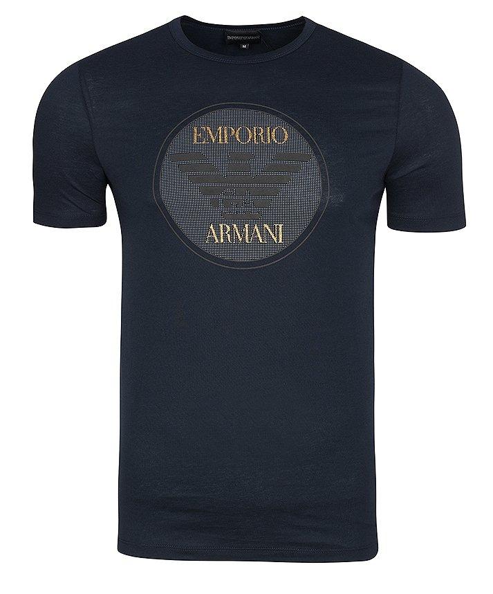 T-SHIRT MĘSKI EMPORIO ARMANI