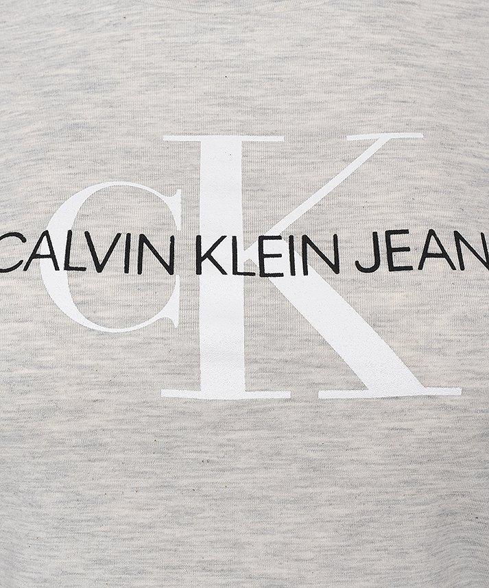 Calvin Klein t-shirt koszulka damska beż