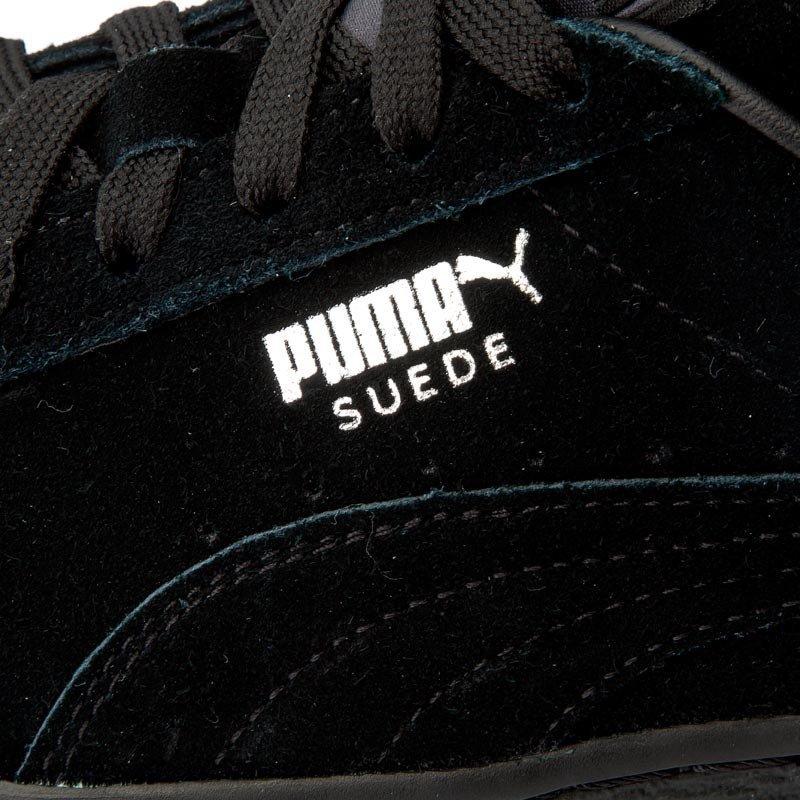 PUMA BUTY MĘSKIE SUEDE CLASSIC CZARNE 352634 77