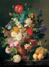 Puzzle 1000 Clementoni 31415 Van Dael Vase Of Flowers