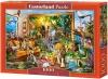 Puzzle 1000 Castorland 104321 Zwierzęta w Pokoju