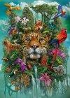 Puzzle 1000 Schmidt 58960 Król Dżungli