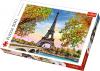 Puzzle 500 Trefl 37330 Romantyczny Paryż