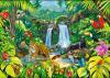 Puzzle 2000 Trefl 27104 Las Tropikalny