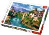 Puzzle 500 Trefl 37333 Bośnia i Hercegowina - Mostar