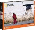 Puzzle 1000 Clementoni 39355 National Geographic - Młody Mnich Buddyjski