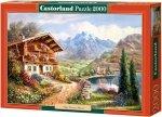 Puzzle 2000 Castorland C-200511 Copy of High Country Retrea