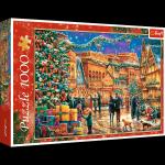 Puzzle 1000 Trefl 10554 Świąteczny Rynek