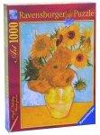 Puzzle 1000 Ravensburger 158058 Van Gogh - Słoneczniki
