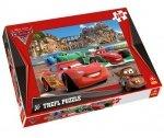 Puzzle 260 Trefl 13123 Auta 2 w Porto Corso