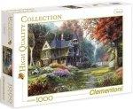 Puzzle 1000 Clementoni 39172 Wiktoriański Ogród