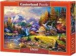 Puzzle 1500 Castorland C-151462 Domek - Mountain Hideaway