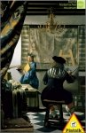 Puzzle 1000 Piatnik P-5640 Jan Vermeer Alegoria Malarstwa
