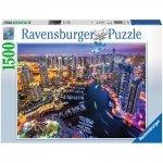 Puzzle 1500 Ravensburger 163557 Dubaj - Zatoka Perska