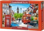 Puzzle 1500 Castorland C-151271 Londyn