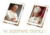 PUZZLE 500, 260 TREFL ! ZESTAW 2w1 Papież Jan Paweł II