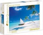 WYPRZEDAŻ: Puzzle 1000 Clementoni 39256 Malediwy