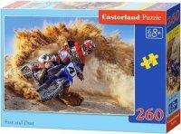 Puzzle 260 Castorland B-27460 Motocross
