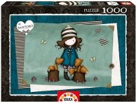Puzzle 1000 Educa 16298 Santoro -  Gorjus The Foxes