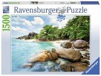 Puzzle 1500 Ravensburger 163342 Fantastyczna Plaża