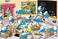 Puzzle 24 Maxi Trefl 14132 Smerfy - W Szkole