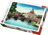 Puzzle 1000 Trefl 10449 Most Świętego Anioła