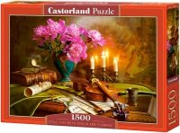Puzzle 1500 Castorland C-151530 Martwa Natura - Skrzypce
