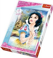 Puzzle 24 Maxi Trefl 14234 Królewna Śnieżka