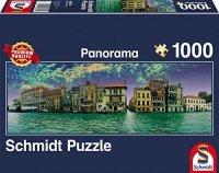 Puzzle 1000 Schmidt 58279 Pocztówka z Wenecji - Panorama