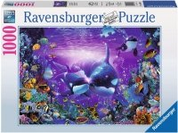 Puzzle 1000 Ravensburger 194780 Orki - Podwodny Świat