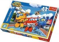 Puzzle 24 Maxi Trefl 14252 Wesołe Samoloty