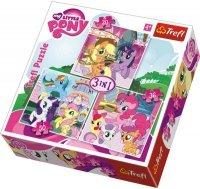 Puzzle 3w1 Trefl T-34190 My Little Pony - Kucyki