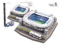 Puzzle 3D Trefl M-34001 Model Stadionu Santiago Bernabeu - Real Madrid CF 160 el.