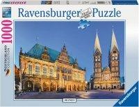 Puzzle 1000 Ravensburger 196227 Bremen