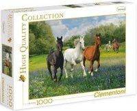 Puzzle 1000 Clementoni 39255 Konie