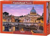 Puzzle 500 Castorland B-52493 Watykan
