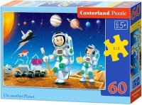 Puzzle 60 Castorland B-06953 Kosmos