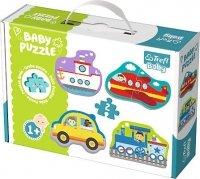 Puzzle Baby Classic Trefl T-36075 Pojazdy - Transport