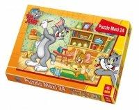 Puzzle 24 Maxi Trefl 14103 Tom i Jerry - Portret Toma