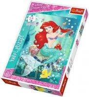 Puzzle 24 Maxi Trefl 14248 Mała Syrenka - Podwodny Salon Piękności