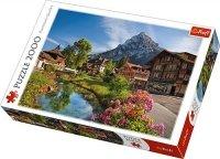 Puzzle 2000 Trefl 27089 Alpy