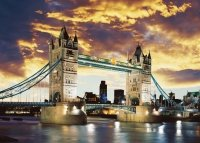 Puzzle 1000 Schmidt 58181 Tower Bridge - Londyn