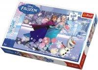 Puzzle 160 Trefl 15317 Frozen