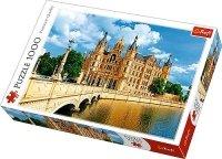 Puzzle 1000 Trefl 10430 Zamek w Schwerinie