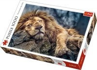 Puzzle 1000 Trefl 10447 Śpiący Lew