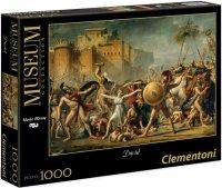 Puzzle 1000 Clementoni 39345 Museum - David - Le Sabine