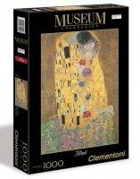 Puzzle 1000 Clementoni 31442 Klimt - Pocałunek