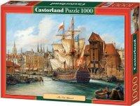 Puzzle 1000 Castorland C-102914 Stary Gdańsk - Old Gdansk