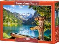 Puzzle 1500 Castorland C-151332 Austria - Gosausee